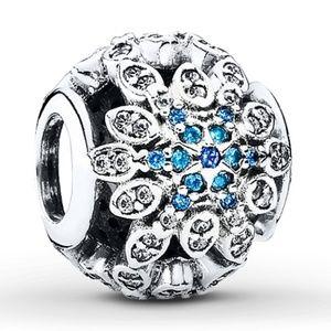 New Pandora snowflake charm
